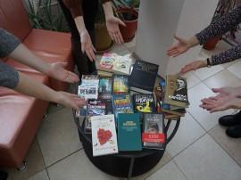 В Международный день дарения книг!