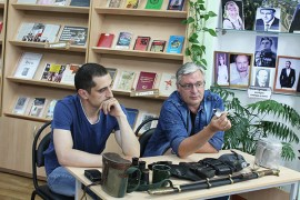 О «Вахте памяти» в рамках краеведческого лектория