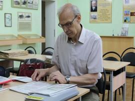 Автор выксунских родословных побывал в «Отчем крае»