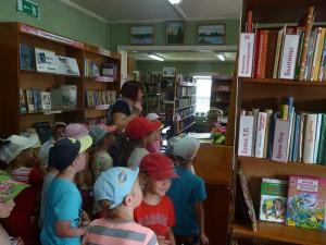 Книжный сад для малышей